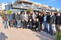 ORHAN AYDIN - Başkan Oktay; 'Spor Marmaris'in Tamamına Yayılacak'