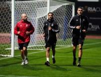 MINYATÜR - Beşiktaş, İkinci Yarı Hazırlıklarına Başladı