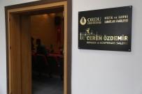 Ceren Özdemir'in Adı Ordu Üniversitesinde Yaşatılıyor