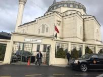 Cumhurbaşkanı Erdoğan cuma namazını Hz. Ali Camii'nde kıldı