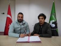 Denizlispor Muhammet Özkal'la 4.5 Yıllık Sözleşme İmzaladı