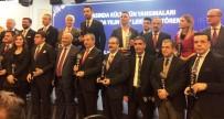 KURULUŞ YILDÖNÜMÜ - Dünya Basın Mensupları Derneği'nden ZBEÜ'ye 'Başarıda Yılın 'En'leri Ödülü'