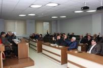 SAYIŞTAY - Erdemli Belediye Meclisi Yılın İlk Toplantısını Yaptı