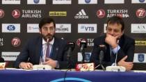 ANADOLU EFES - Ergin Ataman Açıklaması 'Tüm Oyuncularımız İyi Performans Sergiledi'