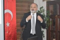 UYGARLıK - Eskişehir Türk Ocağı'nda, 'Ekolojik Sürdürülebilirlik Ve Türk Dünyası' Konferansı