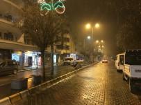 Iğdır'a Karla Karışık Yağmur
