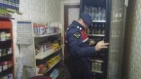Isparta'da Jandarma Yılbaşı Çalışmalarında Aranan 33 Şahsı Yakaladı