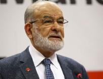 SAADET PARTISI GENEL BAŞKANı - Karamollaoğlu'ndan Süleymani açıklaması