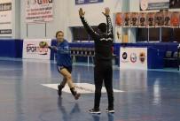 HENTBOL - Kastamonu Belediyespor, EHF Kupası Maçlarının Hazırlıklarını Tamamladı