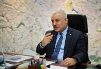 YOL YAPIMI - Kilis'te 72 Bin 150 Dekar Arazi Toplulaştırıldı