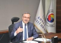 ÖZBEKISTAN - Kütükçü Açıklaması '2019 Yılı Konya Açısından İhracat Yılı Oldu'