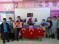 Minik Öğrenciler Eren Bülbül'ün 18. Doğum Gününü Sınıflarında Kutladı