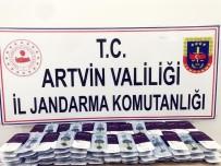 Sarp Sınır Kapısı'nda 100 Bin Liralık Kaçak Kozmetik Ürün Ele Geçirildi