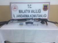 KAÇAK SİLAH - Silahlar Ele Geçirildi, 1 Gözaltı