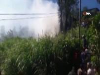 ÇİN - Sri Lanka'da uçak düştü: 4 ölü