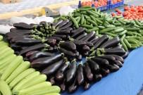 İHRACAT - Tarladan Seraya Geçiş, Patlıcanın Fiyatını Fırlattı