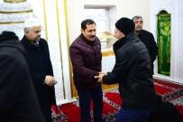 MUSTAFA MASATLı - Vali Mustafa Masatlı Sabah Namazında Vatandaşlarla Buluşmasını Sürdürdü