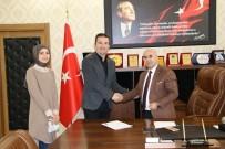 VHO Selim Belediyesi İle Protokol İmzaladı