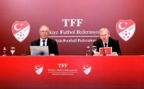 TÜRKIYE FUTBOL FEDERASYONU - Zekeriya Alp Açıklaması 'Adaletin Mekanı Olmaz'