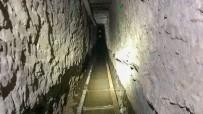 UYUŞTURUCU KAÇAKÇILIĞI - ABD-Meksika Sınırında En Uzun Kaçakçılık Tüneli Bulundu
