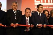 ALTıN PORTAKAL - Başkan  Böcek EMITT Fuarı'nda Açıklaması 'Rotaları Antalya'ya Çevireceğiz'