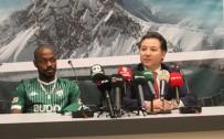 İBRAHIM YAZıCı - Bursaspor, Traore İle Sözleşme İmzaladı