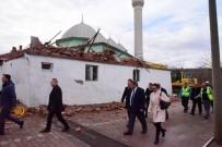 MUSTAFA BULUT - Büyükşehir Depremzedelerin Yanında