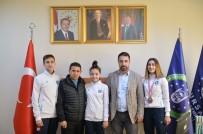 MİLLİ SPORCULAR - Büyükşehirli Sporcular Madalya İçin Yola Çıktı