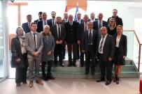 AVRUPA KOMISYONU - Çerkezköy TSO Sınırları Aşıyor