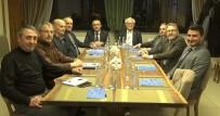 İL BAŞKANLARI TOPLANTISI - Düzce Siyasi Parti Başkanları Bir Araya Geldi