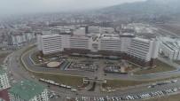 Elazığ'da Depremin Yükünü Şehir Hastanesi Kaldırdı