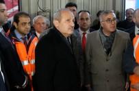 Ulaştırma ve Altyapı Bakanı - Eskişehir-Antalya Hızlı Demiryolu Hattı Etüt Çalışmaları Başladı