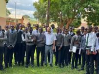 YÜKSEK ÖĞRETIM KURUMU - ETÜ Heyeti Lusaka'da