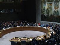BIRLEŞMIŞ MILLETLER GÜVENLIK KONSEYI - Filistin sözde barış planına BMGK'de karşı çıkacak