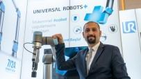 OTOMASYON - Geleceğin İş Modelinde İnsanlar Ve Robotlar Bir Arada Çalışacak