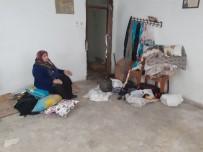 ELEKTRONİK EŞYA - Hırsızlar 2 Katlı Evi Soyup Soğana Çevirdiler