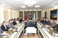 UYUŞTURUCUYLA MÜCADELE - İkinci Dönem Okul Güvenliği Toplantısı Yapıldı