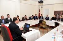 MİLLİ EĞİTİM MÜDÜRÜ - İlçe Milli Eğitim Müdürleri Komisyonu Toplantısı Yapıldı