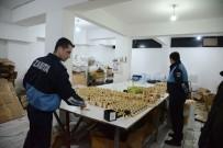 BAHÇELİEVLER BELEDİYESİ - İstanbul Bahçelievler'de Sahte Parfüm Operasyonu