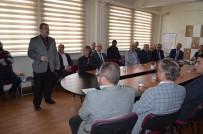 NITELIK - İvrindi' De Dönem Sonu Değerlendirme Toplantısı Yapıldı