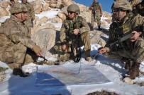 POLİS ÖZEL HAREKAT - Kapan-5 Gabar Operasyonunda Emir Komuta Atabay'da