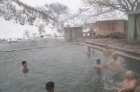 KATO DAĞı - Karlı Havada Kaplıca Keyfi
