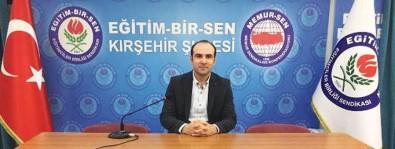 Kırşehir Memur-Sen Başkanı Fatih Mehmet Yavuz Açıklaması 'ABD Başkanı Anlaşma Değil Makyajlı Savaş Çağrısı Yapıyor'