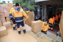 MALTEPE BELEDİYESİ - Maltepe'den Elazığ'a İkinci Yardım Konyovu