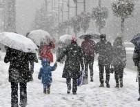 AKDENIZ BÖLGESI - Meteoroloji uyardı! Kar geliyor