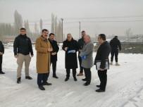 İLKER GÜNDÜZÖZ - Muş Valiliği Ve Muş Belediyesi İşbirliğinde Tekstil Fabrikası Kuruluyor