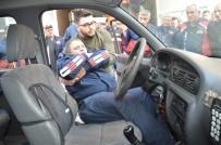 İTFAİYE MÜDÜRÜ - Niksar'da İtfaiyeciler 'İtfaiye Elemanı Belgeli' Oluyor