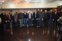 ŞENYURT - Nilüfer Belediyespor'da Görevler Belirlendi