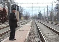 YOL ÇALIŞMASI - (Özel) Bu Şehirden Tren Geçiyor Ama Kimse Bilmiyor