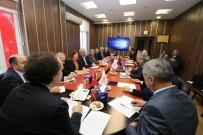 EYLEM PLANI - Samsun'da Kuraklık Önlemleri